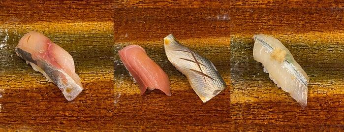 Sushi Rekireki is one of Japan.