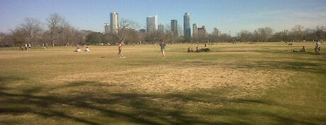 Zilker Park is one of Iconic Austin.