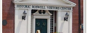 Historic Roswell Convention & Visitors Bureau is one of Visit Roswell, GA.