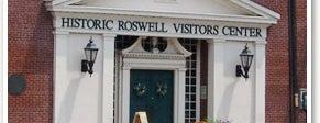 Visit Roswell, GA