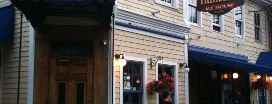 Hunter's Ale House is one of Jav : понравившиеся места.