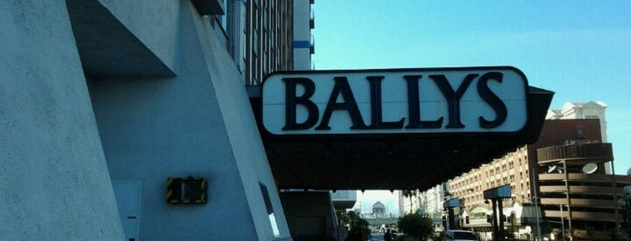Bally's Hotel & Casino is one of Places I've been.
