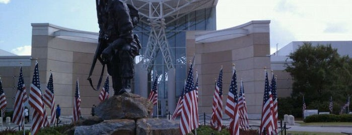 Airborne & Special Operations Museum is one of Best Places to Check out in United States Pt 1.
