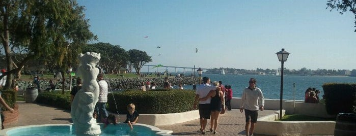 Seaport Village is one of Alicia's Top 200 Places Conquered & <3.