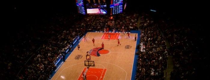 マディソン スクエア ガーデン is one of NBA Arena Guide.