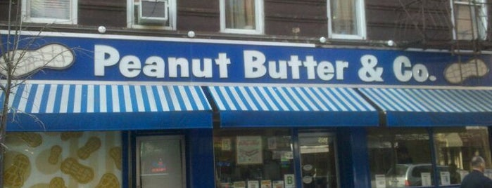 Peanut Butter & Co. is one of Interesting....