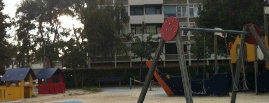 Speeltuin van Boshuijzenstraat is one of Playgrounds in Amsterdam.