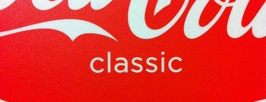 Coca-Cola - Centura is one of Gespeicherte Orte von Andrea.