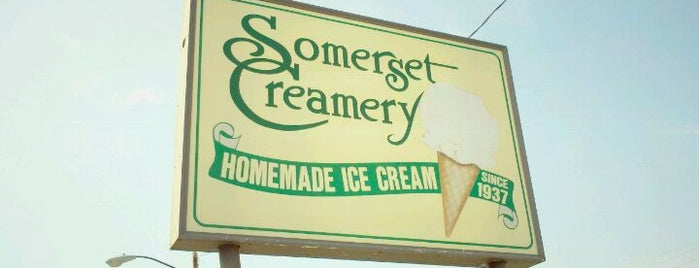 Somerset Creamery is one of PVD + other RI.