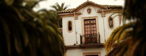 Museo de Colchagua is one of สถานที่ที่บันทึกไว้ของ Makas.