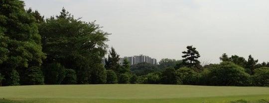 Yokohama Country Club is one of 神奈川ココに行く! Vol.14.