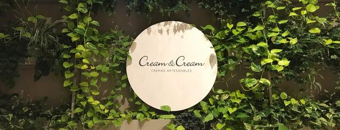 Cream & Cream is one of Lieux sauvegardés par Leos.