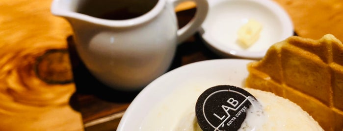 EDIYA COFFEE LAB is one of seoul.