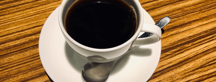 Ueshima Coffee House is one of 電源 コンセント スポット.