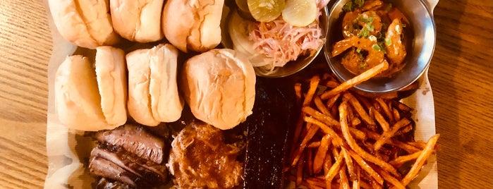 AUSTIN'S TEXAS BBQ is one of Burger, Chicken, Sandwich, Taco.