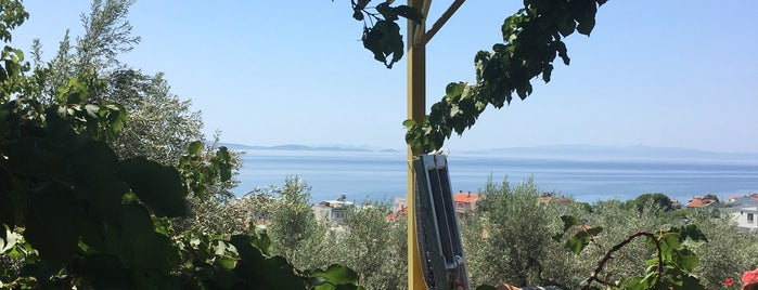 Kaymak Tepesi kahvaltı et mangal is one of Sevda'nın Beğendiği Mekanlar.