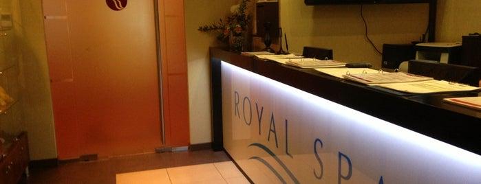 Ramada Royal Spa is one of Kate : понравившиеся места.