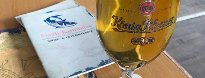 Fisch-Kombüse is one of Robert : понравившиеся места.