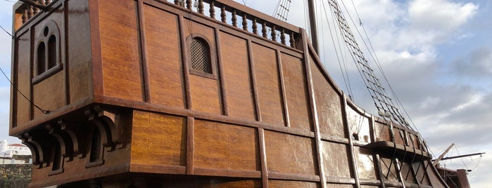 Museo Naval Barco de La Virgen is one of La Palma, Spain.