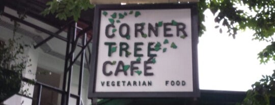 Corner Tree Cafe is one of PH vegan places.