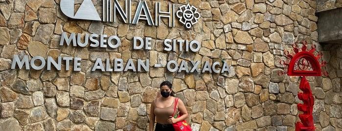 Museo Monte Albán is one of Oaxaca.