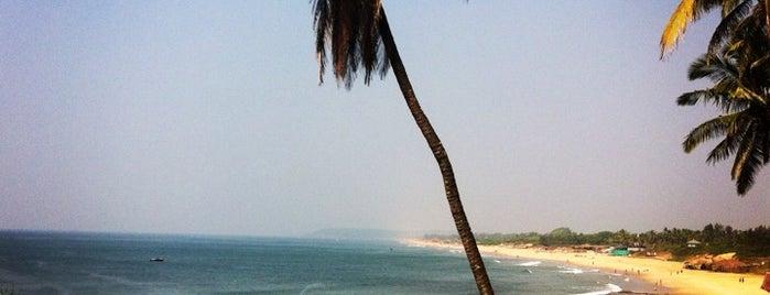 Sinquerium Beach is one of Гоа.