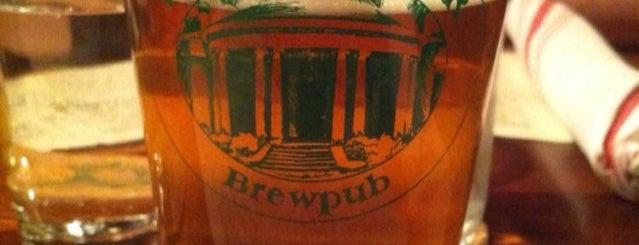 Wrecking Bar Brewpub is one of Georgia Brew Pubs.
