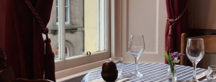 The Doric Tavern is one of Edinburgh.