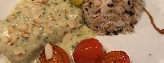 Talavera Restaurante is one of Locais curtidos por Joao Ricardo.