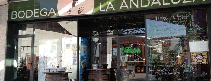 Bodega La Andaluza Getafe is one of Bares que probar.