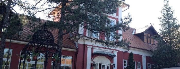 Kaštel Ečka **** is one of Lugares guardados de MarkoFaca™🇷🇸.