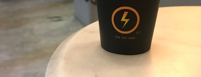 Volt Cafe is one of Egypt.