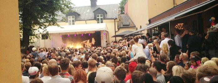 Kvarteret Knäppingsborg is one of Maria'nın Beğendiği Mekanlar.