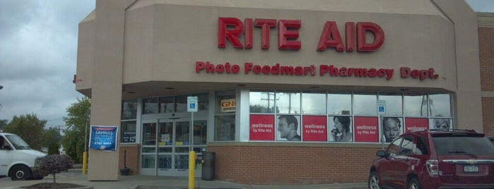 Rite Aid is one of Orte, die Jennifer gefallen.
