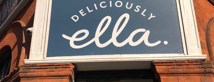 Deliciously Ella is one of Mayfair List.