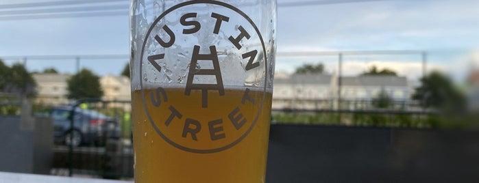 Austin Street Brewery is one of สถานที่ที่ Connie ถูกใจ.