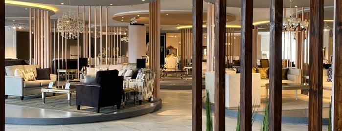 مفروشات الصبان is one of Furniture Jeddah.