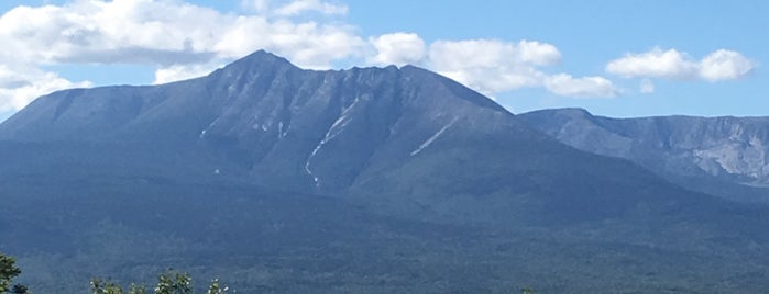 Katahdin Woods and Waters National Monument is one of CBS Sunday Morning 4.