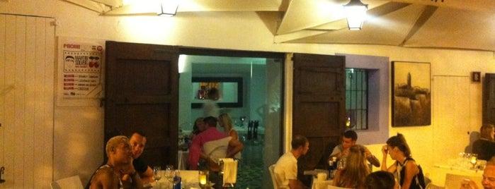 Restaurante La Torreta is one of Ibiza.