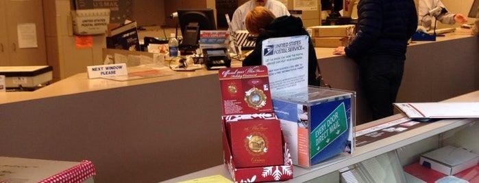 US Post Office is one of Kristen'in Beğendiği Mekanlar.