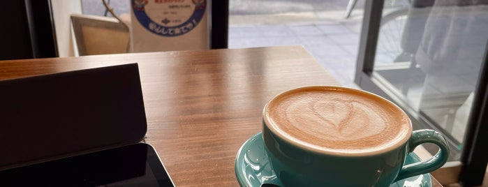 Cafe TALES is one of Potential Work Spots: Osaka.