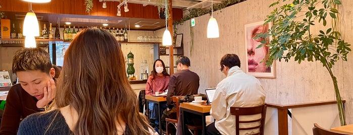 心斎橋焙煎所 is one of Potential Work Spots: Osaka.