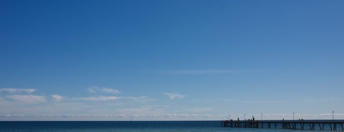 Glenelg Jetty is one of To Do Adelaide.