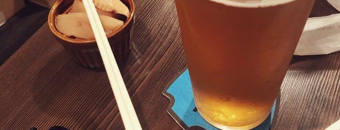 僕とイヌ is one of Craft Beer Osaka.