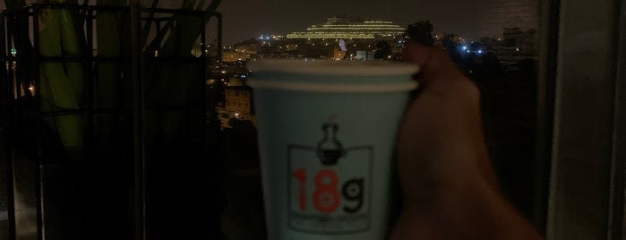 18 Grams Cafe is one of Posti salvati di Queen.