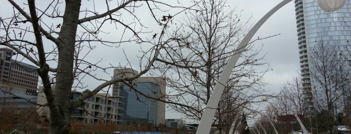 Klyde Warren Park is one of * Gr8 Museums, Entertainment & Attractions—DFdub.