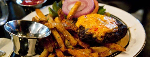 Capitol Pub is one of * Gr8 Burgers—Juicy 1s In The Dallas/Ft Worth Area.