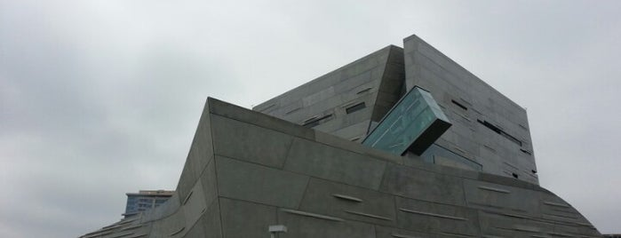 Perot Museum of Nature and Science is one of * Gr8 Museums, Entertainment & Attractions—DFdub.