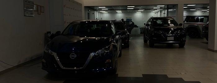 Nissan -  Petromin is one of Lugares favoritos de Amir.