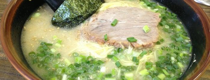 長浜や 青物横丁店 is one of ラーメン☆つけ麺.